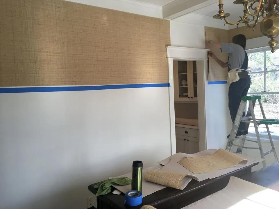 Professional Wallpapering Whippany Painting Contractor
