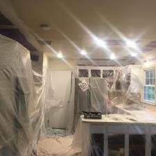 Residential interior painting on beech dr in morris plains nj 002