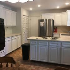 Residential interior painting on beech dr in morris plains nj 008