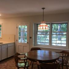 Residential interior painting on beech dr in morris plains nj 009