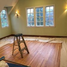 Interior residential painting on longview ave in towaco nj 002