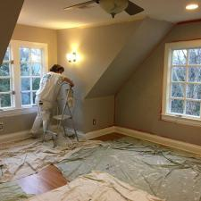 Interior residential painting on longview ave in towaco nj 005