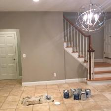 Interior residential painting on longview ave in towaco nj 009