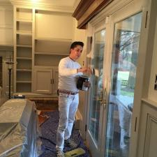 Residential interior painting on 7 highview ct in montville nj 005