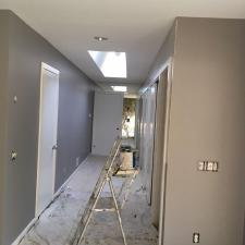 Residential interior painting on 7 highview ct in montville nj 008