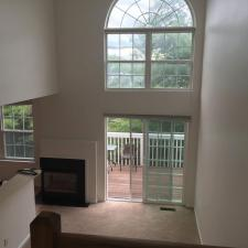 Residential interior painting on 7 highview ct in montville nj 010