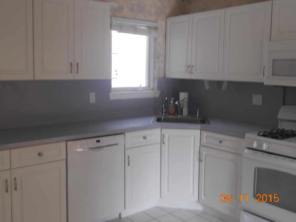 Refinishing Kitchen Cabinets Epoxy Floor Coating On Garage Floor In Parsippany Nj Elkins Painting Wallpapering